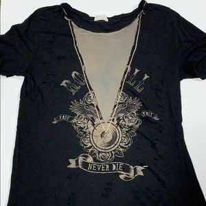 Rock 'n' roll shirt